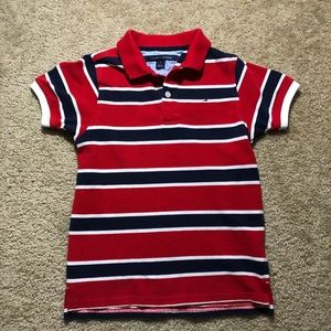 Boy's Tommy Hilfiger shirt